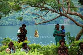 Pacific Islands violence