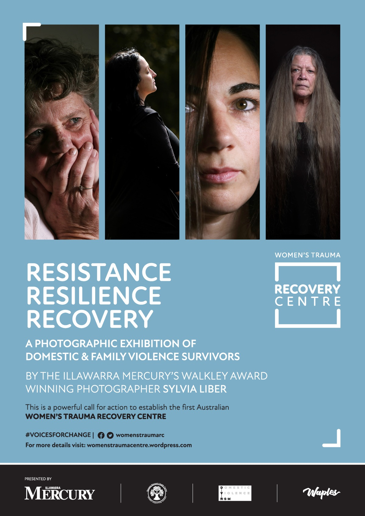 DAY THIRTEEN: A Women's Trauma Recovery Centre: A Call to Action