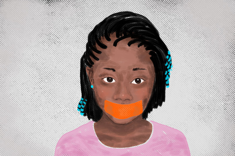 DAY TEN:  'My pain became my beautiful testimony': breaking the silence on the sexual abuse ofgirls